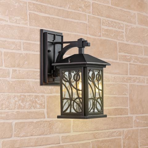 Tira D кофейное золото Настенный уличный светильник IP33 GL 1005D