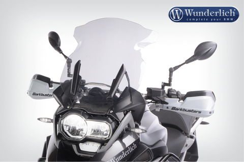 Защита рук Barkbusters BMW R1200GS/GSA серебро
