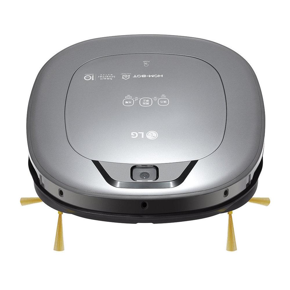 Робот-пылесос LG VRF6670LVM фото