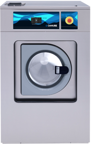 Высокоскоростная стирально-отжимная машина WED14E-ET
