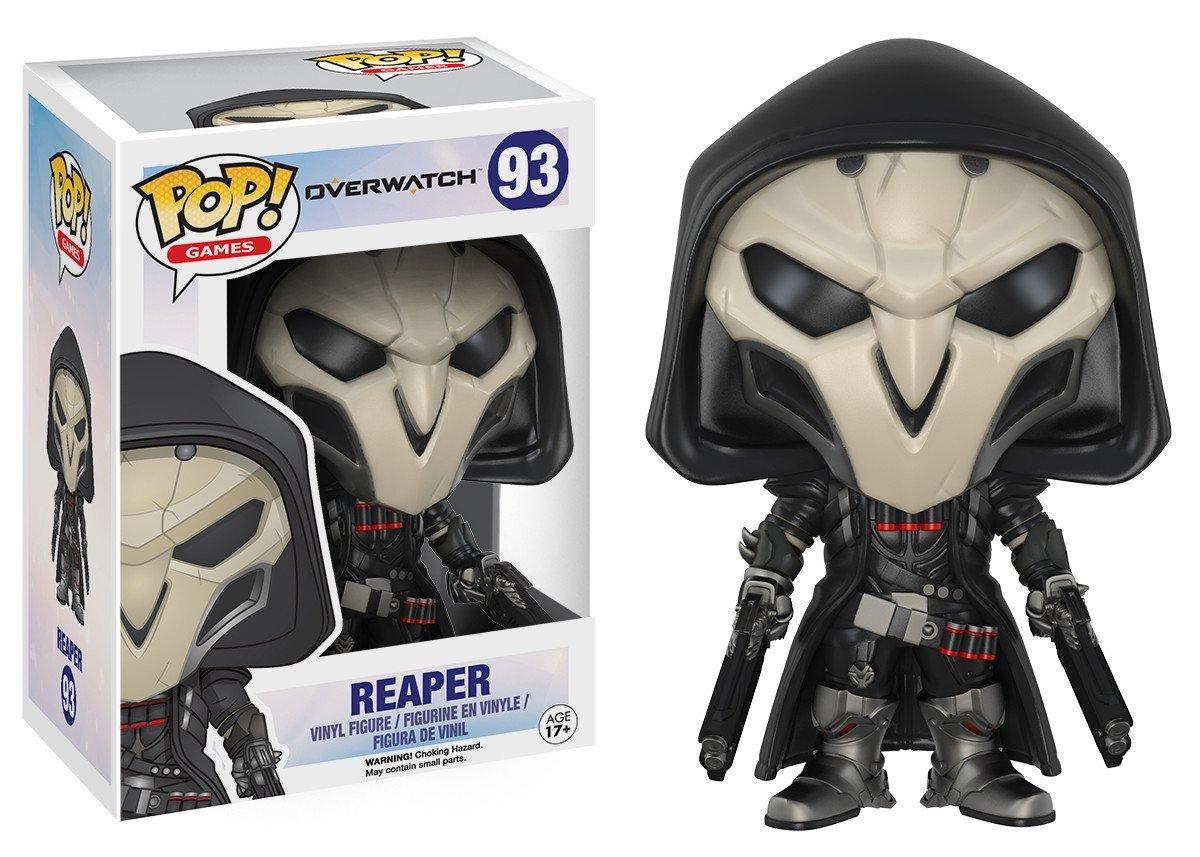 Фигурка Funko POP! Vinyl: Games: Overwatch: Reaper 9299