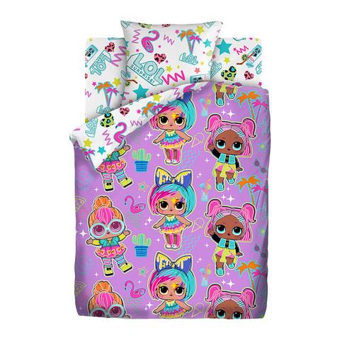 Комплект постельного белья LOL Surprise! (Glow) 1,5