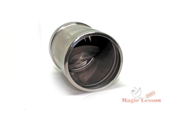 Металлический цилиндр для фокусов