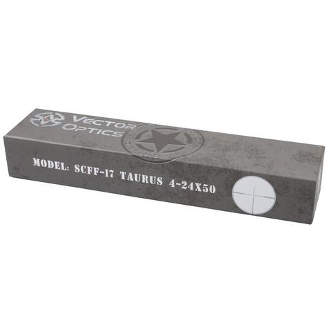 VECTOR OPTICS TAURUS 4-24X50 FFP