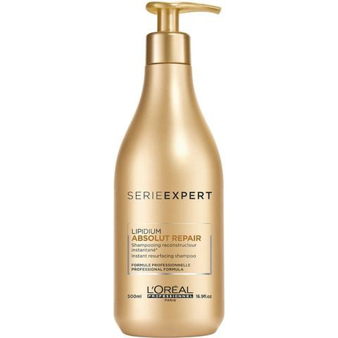 Шампунь для волос, L'Oreal Professionnel Expert Absolut Repair Lipidium Shampoo, 500 мл.