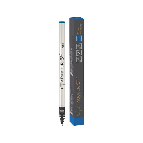 Стержень для линеров Parker 5th синий 110 мм (толщина линии 0.5 мм, артикул производителя 1950250)