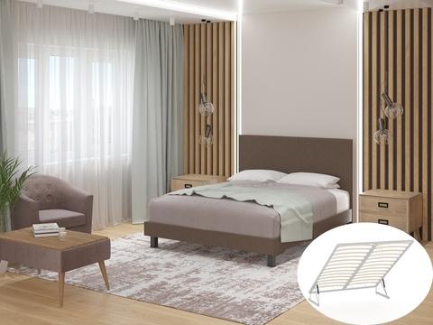 Кровать Proson Berlin Boxspring Lift с подъемным механизмом и ящиком