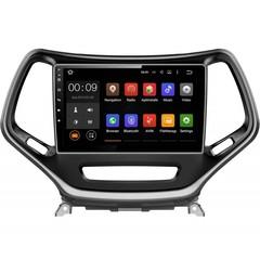 Штатная магнитола на Android 6.0 для Jeep Cherokee Roximo 4G RX-2202