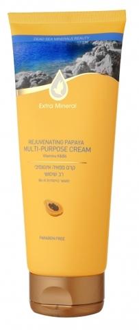 Extra Mineral - Омолаживающий универсальный крем с папайей