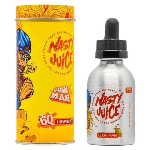Nasty Juice CUSH MAN (Yummy Fruity Series) 60ml