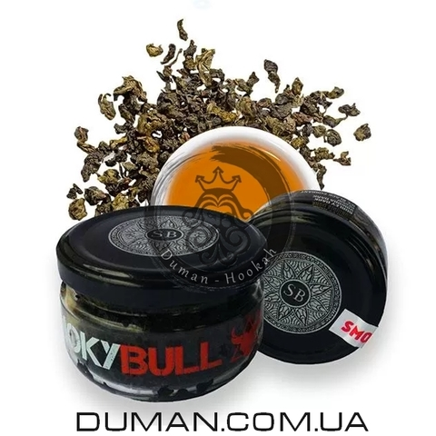 Табак Smoky Bull Oolong Tea (Смоки Булл Чай Улун)  Medium