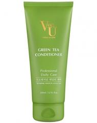 Кондиционер для волос с зеленым чаем Von-U Green Tea Conditioner, 200 мл