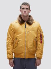 Куртка Alpha Industries Injector Mod Yellow (Желтая)