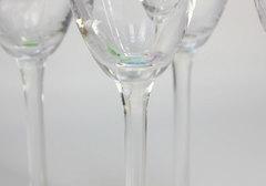 Набор из 6 цветных фужеров для шампанского Gastro Арлекино, 220 мл, фото 5