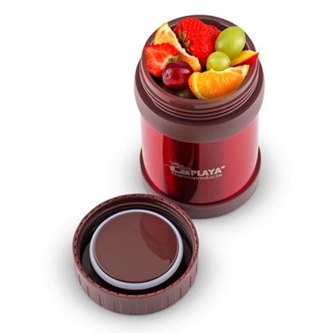 Термос для еды LaPlaya Food Container (0,5 литра), красный
