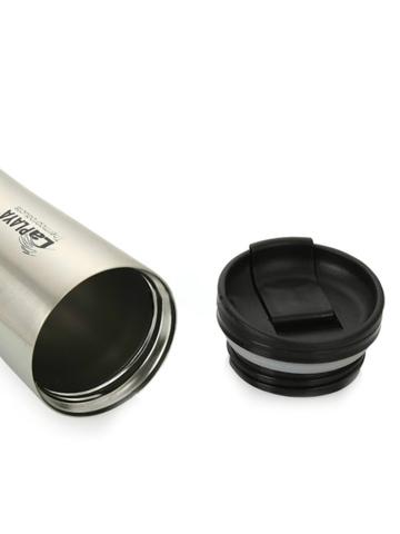 Термокружка LaPlaya Vacuum Travel Mug (0,4 литра), серебристая