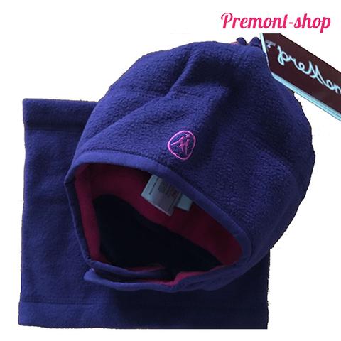 Шапка и манишка Premont W47103 Purple