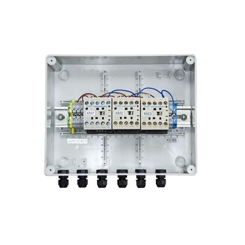 Модуль подключения влагозащищенных завес Тепломаш МП-WA