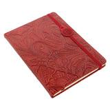 Еженедельник Letts BAROQUE A5 красный (412 151540)