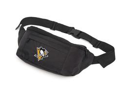 Сумка на пояс NHL Pittsburgh Penguins