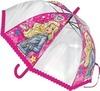 Зонт-трость Barbie детский