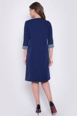 <p>Главный образ сезона - элегантное платье с идеальным фасоном и множеством пуговиц! А-образный силуэт, рукав 3/4 с манжетом. Отличный вариант для деловых встреч.</p>