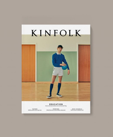 Журнал Kinfolk vol.33 английский