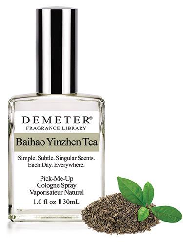 Духи «Белый чай Инь Чжень» от Demeter