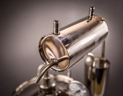 Самогонный аппарат  Премиум, 12 л, с термометром, фото 8