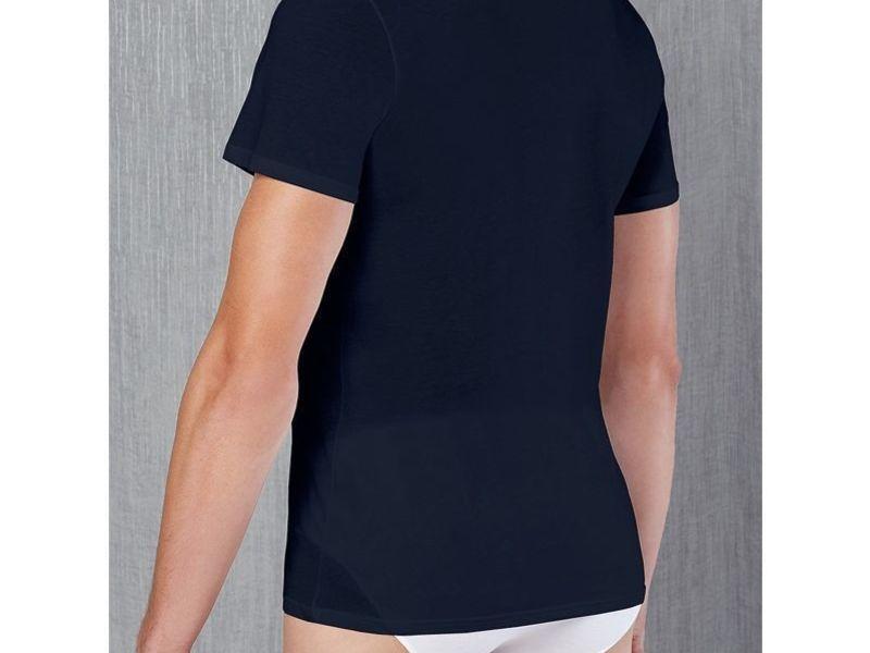 Мужская футболка темно-синяя Doreanse 2530