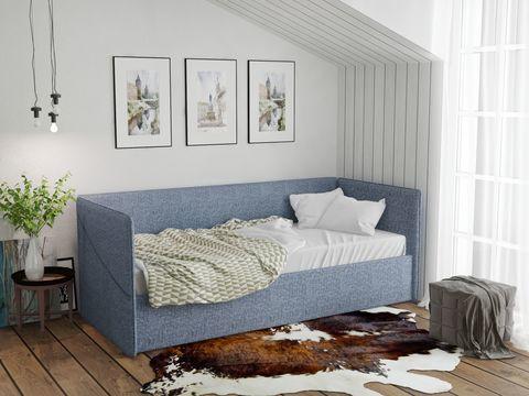 Кровать-софа  Sontelle Аланд 3 спинки с подъёмным механизмом