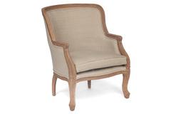 Кресло Secret De Maison Маргарита (Margueite) (mod. ASS787) — цвет дерева: walnut