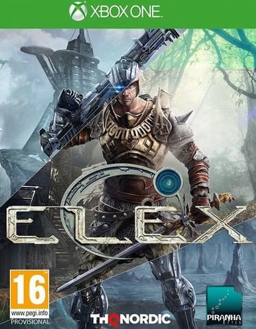 Xbox One ELEX (русские субтитры)