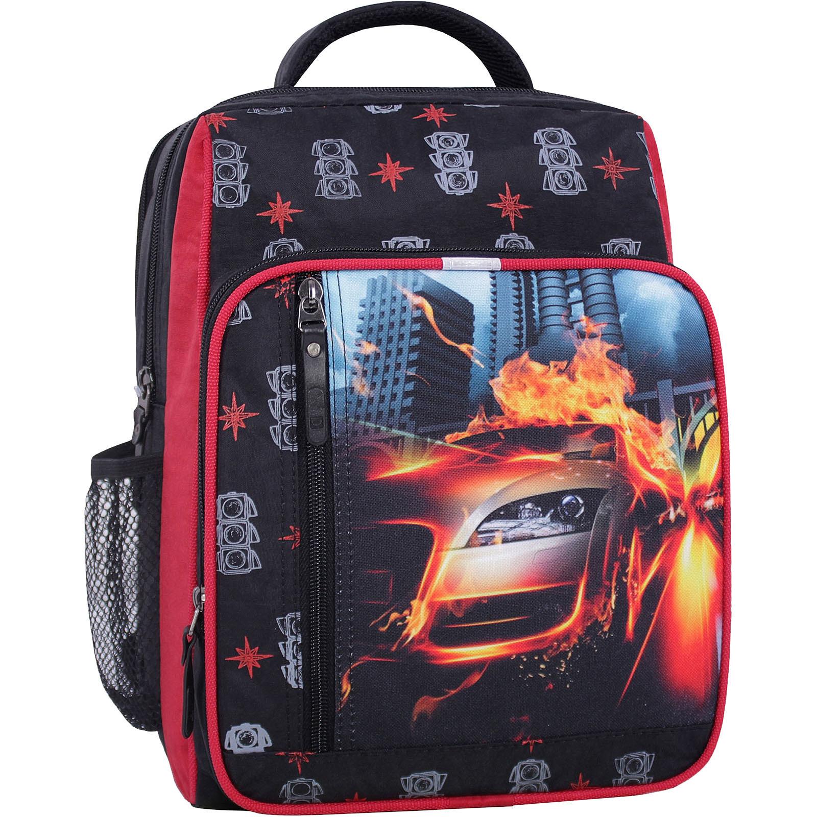 Школьные рюкзаки Рюкзак школьный Bagland Школьник 8 л. черный 500 (00112702) IMG_1595_суб.500_.JPG