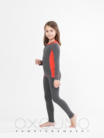 Детский термокомплект для девочек Oxo 0153 Anka Oxouno