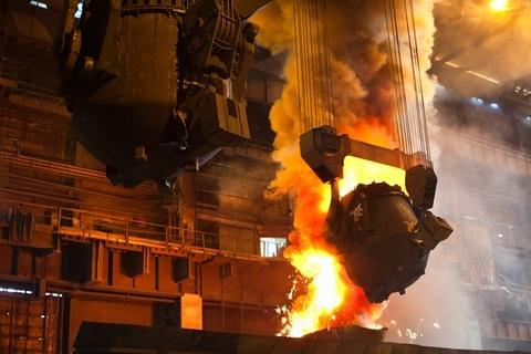 ПДВ. Электро-металлургический завод
