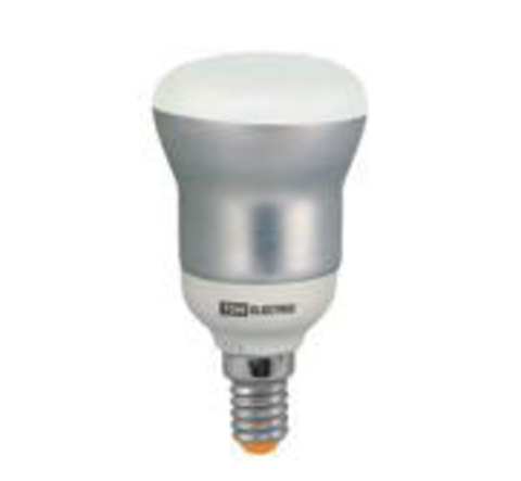 Лампа энергосберегающая КЛЛ- RM50 FR-9 Вт-4000 К–Е14 TDM