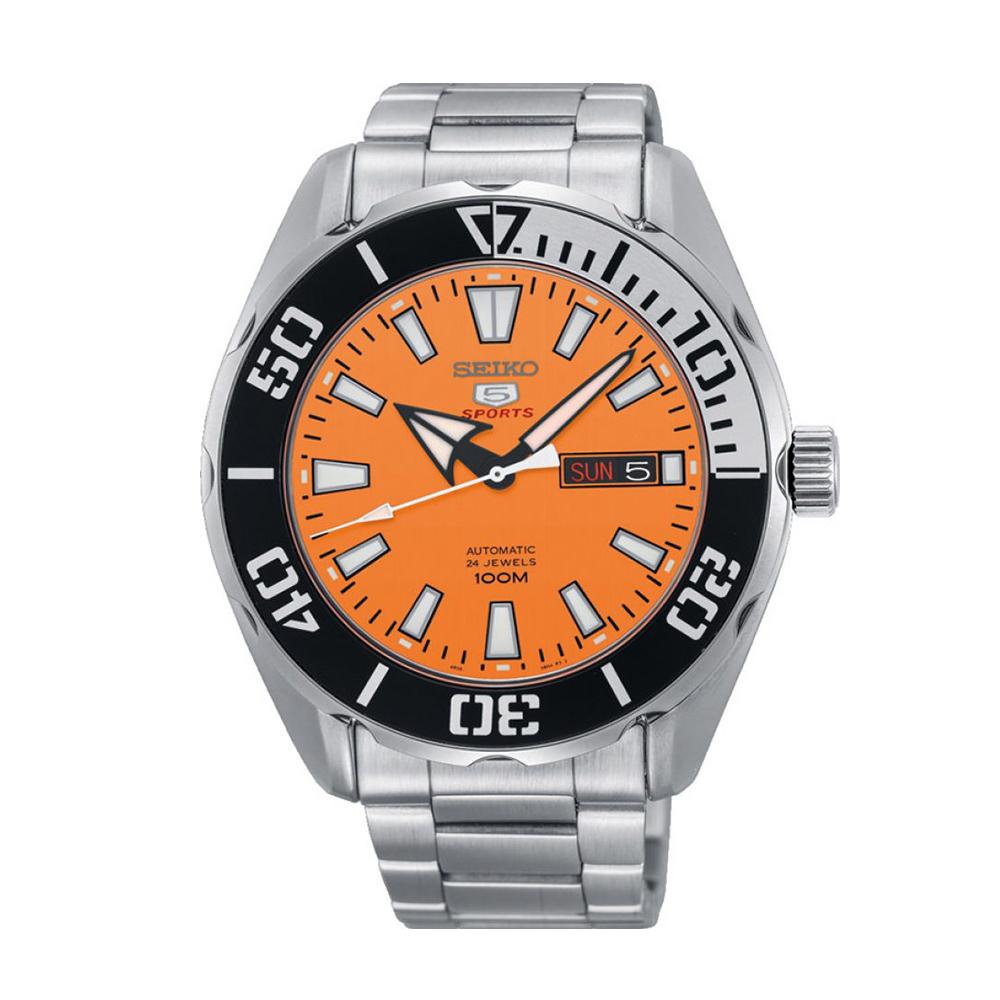 Наручные часы Seiko 5 Sports SRPC55K1S фото
