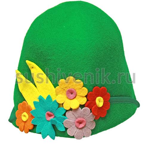 Шляпка для сауны