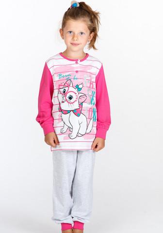 Легкая пижамка с кошечкой Marie