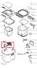 Мотор для хлебопечки Moulinex (Мулинекс) SS-986629