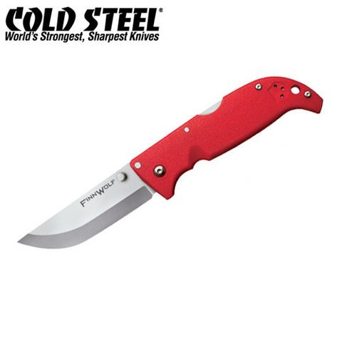 Нож Cold Steel модель 20NPRDZ Finn Wolf Red