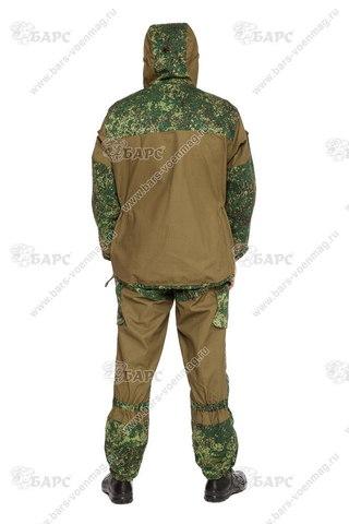 Камуфляжный костюм «Горка-3К» Пиксель-1