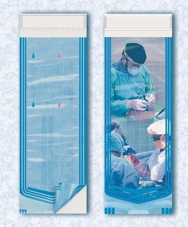 Пакеты (ADV) для стерилизации (7x23 см.; 200 шт.)