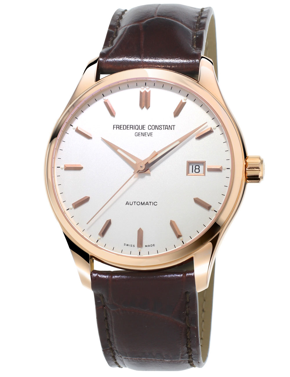 Часы мужские Frederique Constant FC-303V5B4 Index