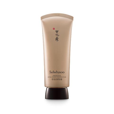 Sulwhasoo Timetreasure Extra Creamy Cleansing Foam, 150 мл