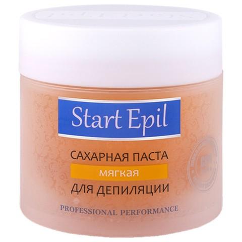 Сахарная паста, для депиляции Мягкая Start Epil, 400г