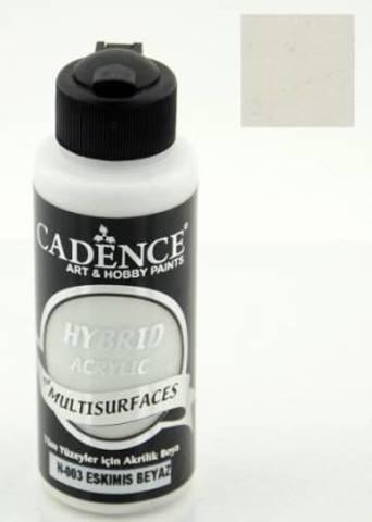 №03 Hybrid Acrylic, Древний белый, 70мл., Cadence