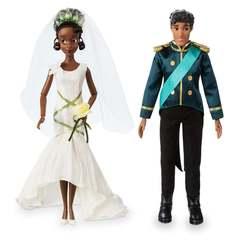 Принцесса Тиана и Навин, набор кукол Disney
