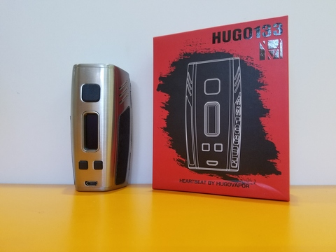 Батарейный мод HUGO133 by Hugo Vapor 200W